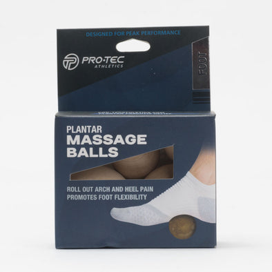 Pro-Tec Plantar Massage Balls (Set of 4)