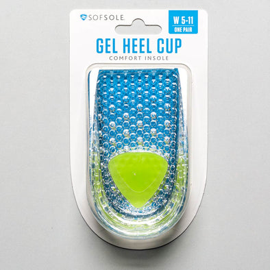 Sof Sole Gel Heel Cup Women's
