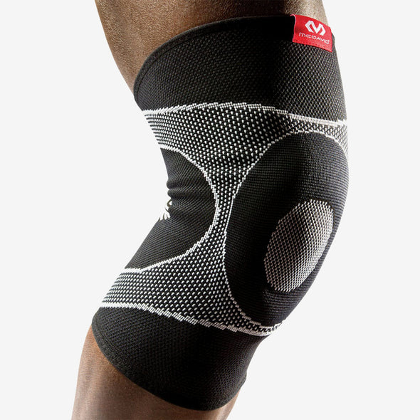 McDavid 4-Way Elastic Knee Sleeve