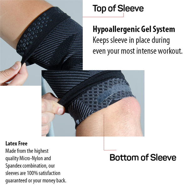 OS1st ES6 Performance Elbow Sleeve
