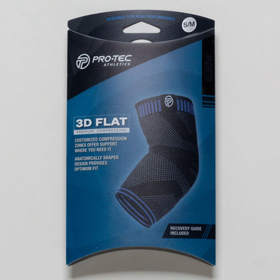 Pro-Tec 3D Flat Elbow Support