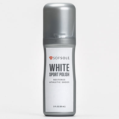 Sof Sole White Sport Polish