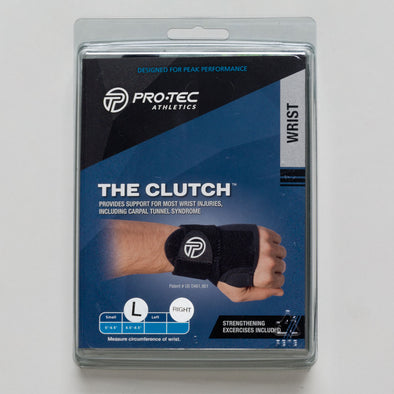 Pro-Tec The Clutch (Right Wrist Support)