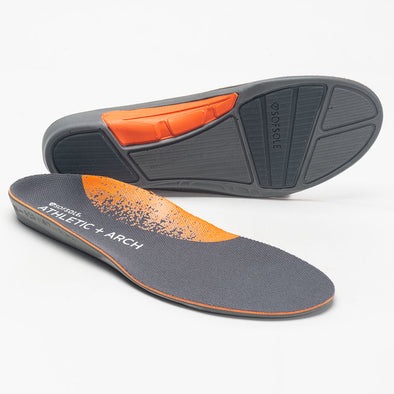 Sof Sole Athletic + Arch Insole