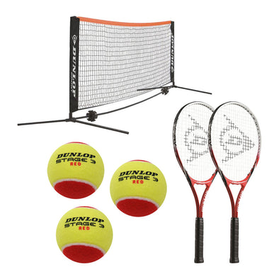 "Dunlop Junior ""Play at Home"" Tennis Package"