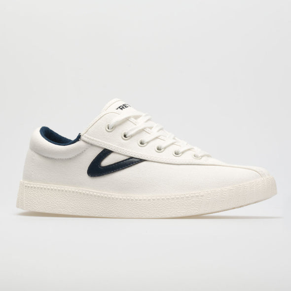Tretorn Nylite Plus Canvas Men's Vintage White/Navy