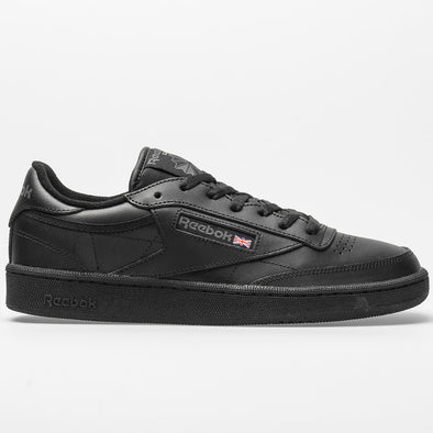Reebok Club C 85 Men's Black/Charcoal