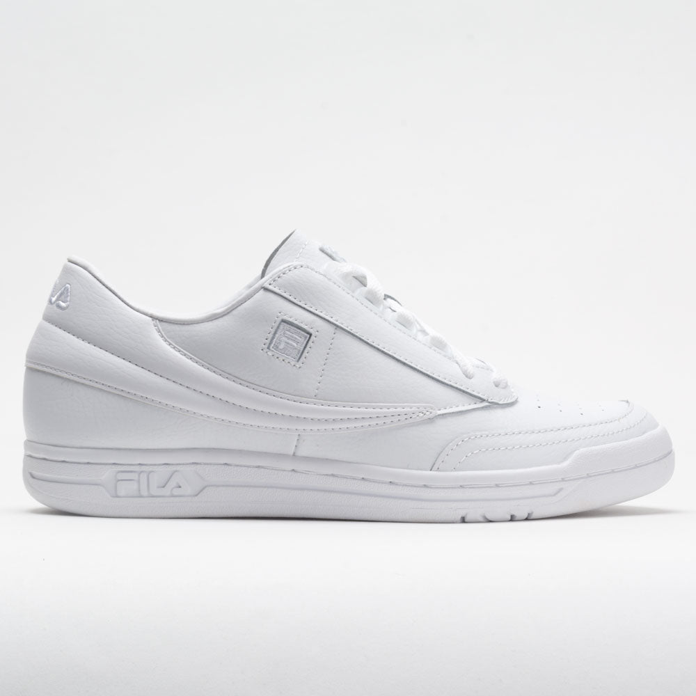 c8c6eba56f85 Fila Original Tennis Men s White White White – Holabird Sports