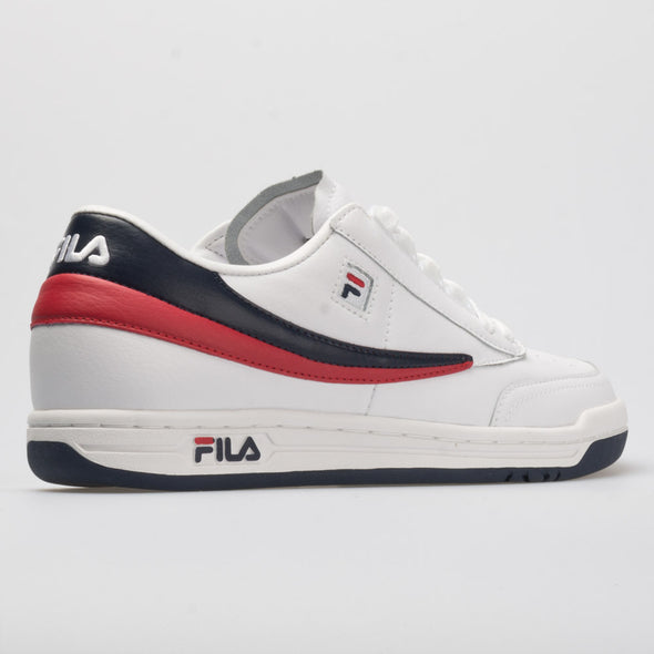 Fila Original Tennis Men's White/Fila Navy/Fila Red
