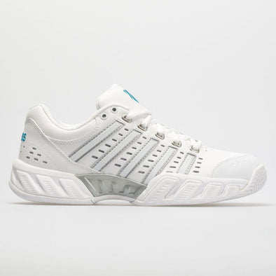 K-Swiss Bigshot Light LTR Women's White/Hawaiian Ocean