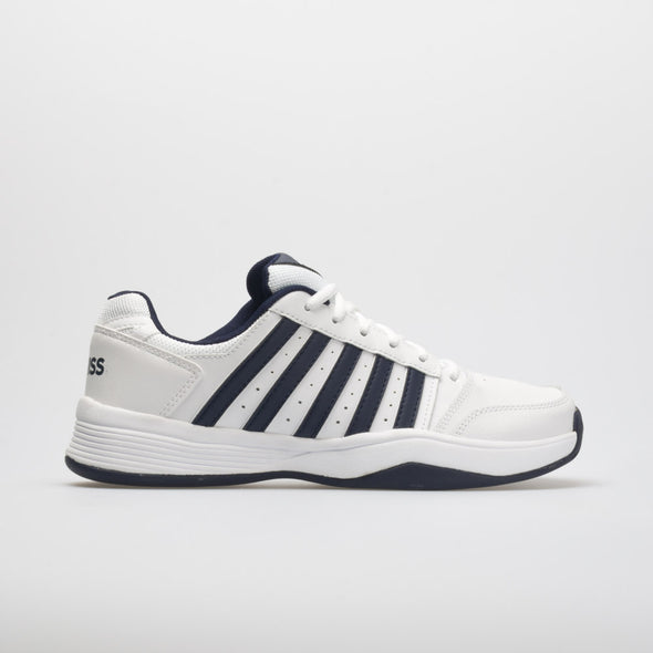 K-Swiss Court Smash Men's White/Navy
