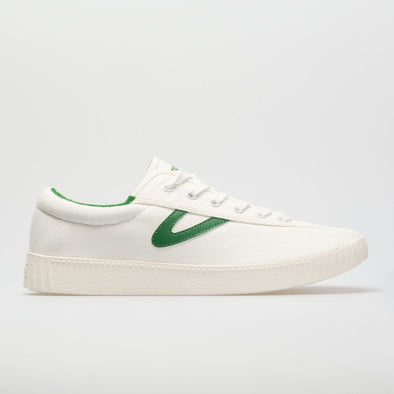 Tretorn Nylite Canvas Men's White/Green