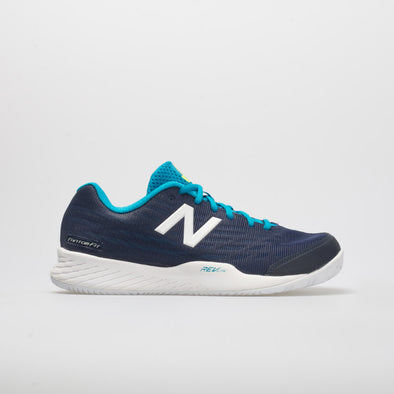 New Balance 896v2 Women's Pigment/Maldives Blue