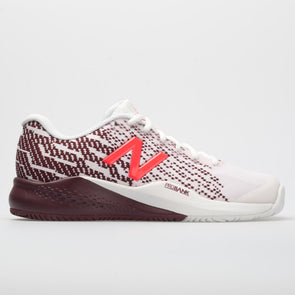 New Balance 996v3 Women's White/Oxblood