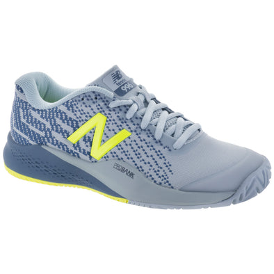 New Balance 996v3 Women's Light Porcelain/Solar Yellow