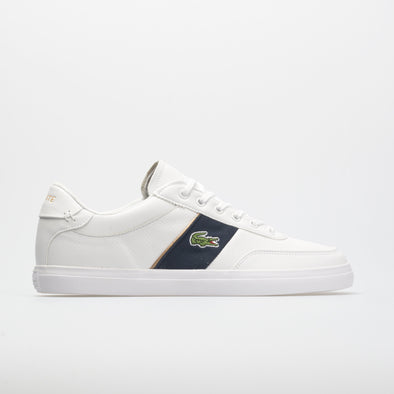 Lacoste Court Master Men's White/Navy
