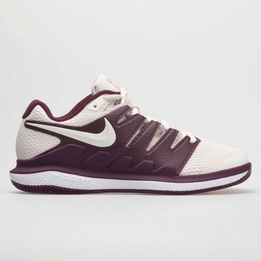 fea784e38b1fd Nike Air Zoom Vapor X Women s Bordeaux Phantom White Orange Blaze ...
