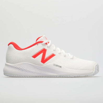 New Balance 996v3 Women's White/Flame