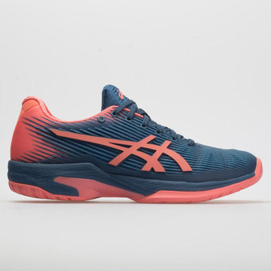 ASICS Solution Speed FF Women's Grand Shark/Papaya