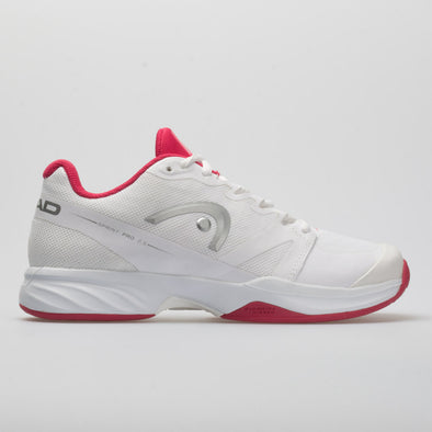 HEAD Sprint Pro 2.5 Women's White/Pink
