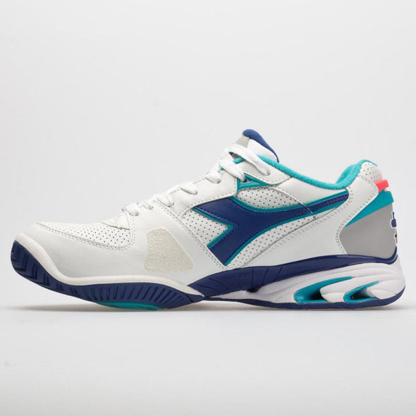 Diadora Speed Star K Ace AG Men's White/Navy