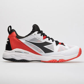 Diadora Speed Blushield Fly 2 AG Men's White/Black/Grenadine