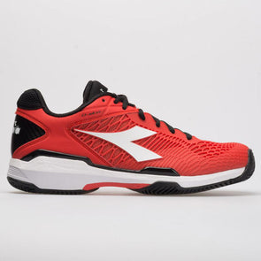 Diadora Speed Competition 5 Clay Men's Grenadine/White