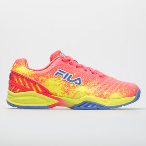 Fila Axilus 2 Energized Women's Diva Pink/Safety Yellow/Wedgewood