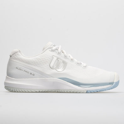 Wilson Rush Pro 3.0 Women's White/Cashmere Blue/Illusion Blue