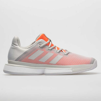 adidas SoleMatch Bounce Women's Solid Gray/Solid Gray/Hi-Res Coral