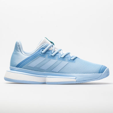 adidas SoleMatch Bounce Women's Glow Blue/Glow Blue/White