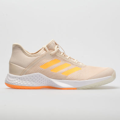 adidas adizero Club Women's Linen/Flash Orange/White