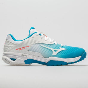 Mizuno Wave Exceed Tour 3 Women's Blue Jewell/Fiery Coral