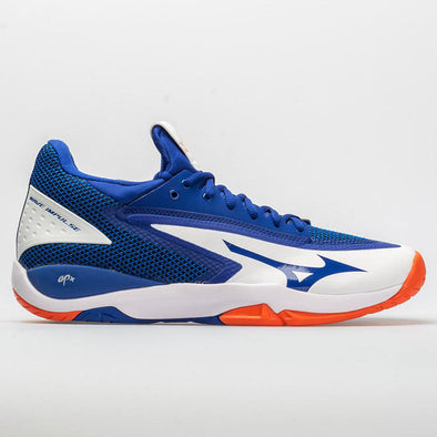 Mizuno Wave Impulse Men's White/Reflex Blue