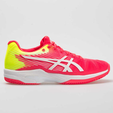 ASICS Solution Speed FF Clay Women's Laster Pink/White