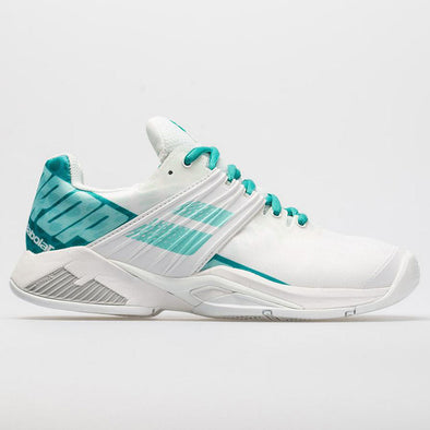 Babolat Propulse Fury Women's White/Mint Green