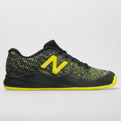 New Balance 996v3 Men's Black/Sulphur Yellow