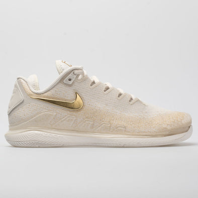 Nike Air Zoom Vapor X Knit Women's Phantom/Metallic Gold