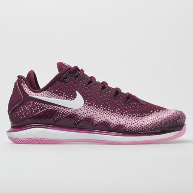 Nike Air Zoom Vapor X Knit Women's Bordeaux/White/Pink Rise