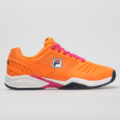 Fila Axilus 2 Energized Women's Orange Peel/White/Fuchsia Purple