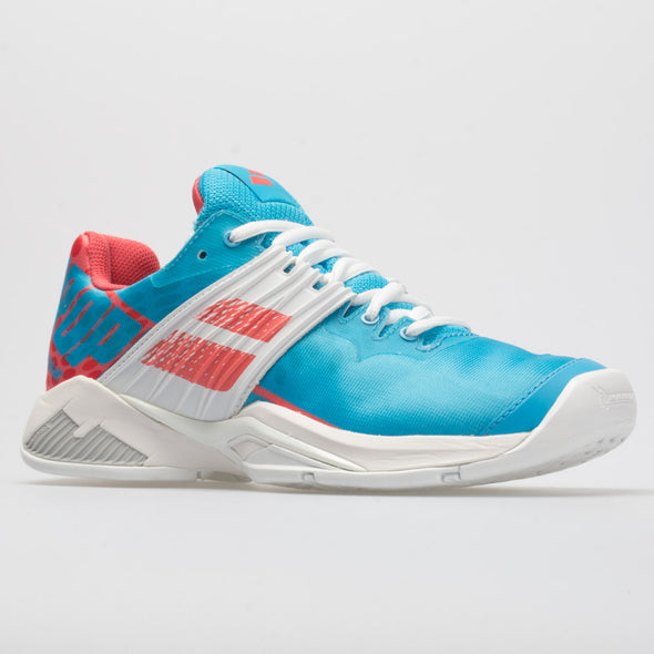 Babolat Propulse Fury Women's Sky Blue/Pink