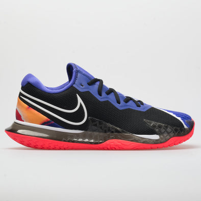 Nike Air Zoom Vapor Cage 4 Women's Black/White/Laser Crimson/Violet