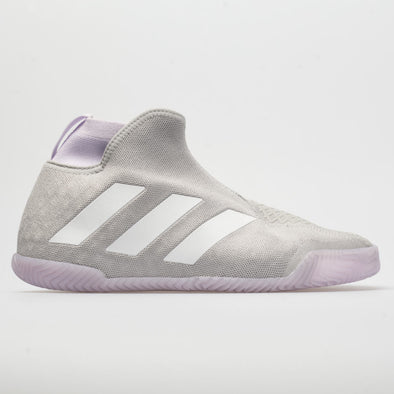 adidas Stycon Women's Gray Two/White/Purple Tint