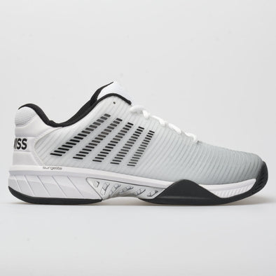 K-Swiss Hypercourt Express 2 Men's White/Highrise/Black