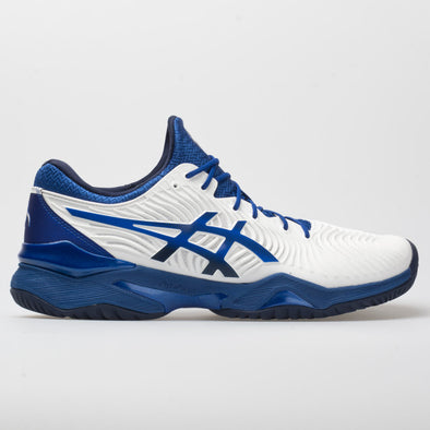 ASICS Court FF 2 Novak Men's White/Asics Blue