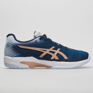ASICS Solution Speed FF Women's Peacoat/Rose Gold