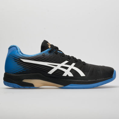 ASICS Solution Speed FF Men's Black/Blue Coast