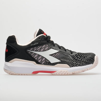 Diadora Speed Competition 5+ Women's Black/Shinking Violet/White