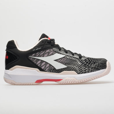 Diadora Speed Competition 5+ Clay Women's Black/White