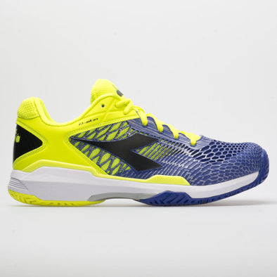 Diadora Speed Competition 5+ AG Men's Fluo Yellow/Royal Blue/Black